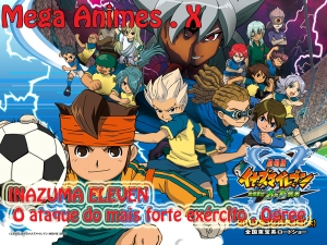 Download Filme Inazuma Eleven (LEGENDADO)